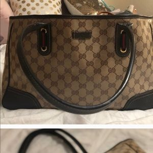 Authentic Gucci  purse